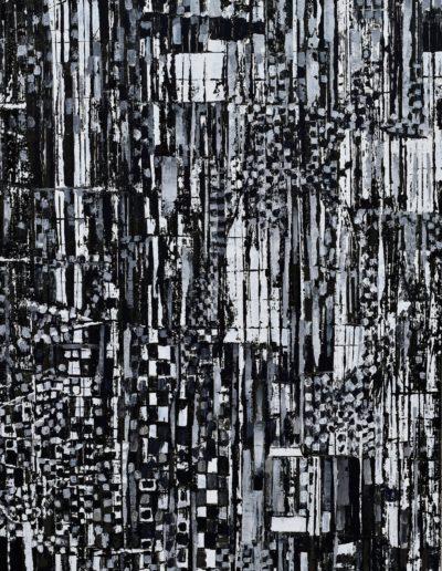 Acrylique sur toile / 97X130 / 2018